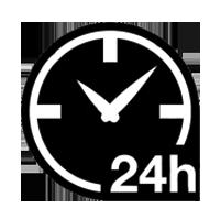 24h nega